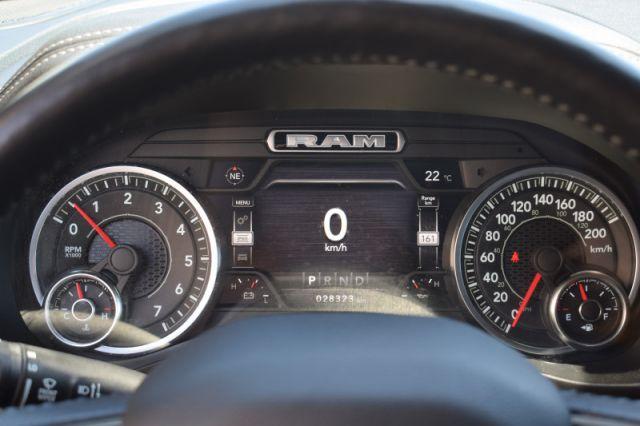 2020 Ram 1500 Sport  | 4X4 | LEATHER | NAV |