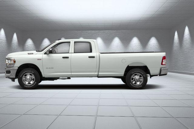 2020 Ram 3500 Big Horn  - Chrome Exterior -  Black Grille