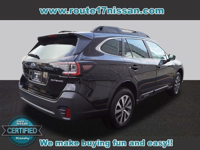 2020 Subaru Outback Base