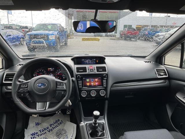 2020 Subaru WRX Manual