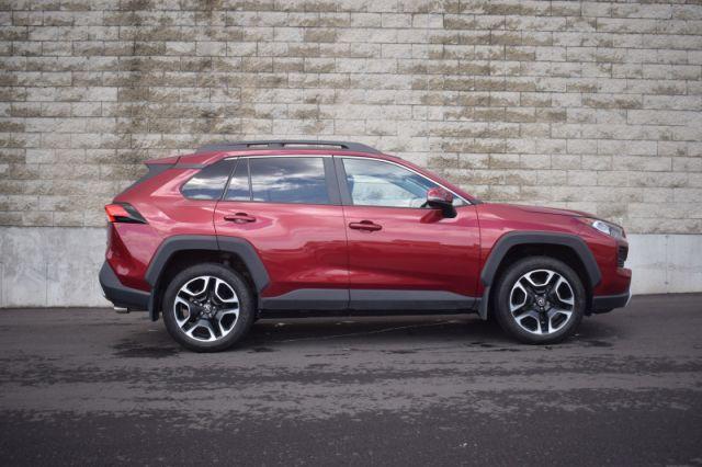 2020 Toyota RAV4 Trail  - Leather Seats -  Sunroof