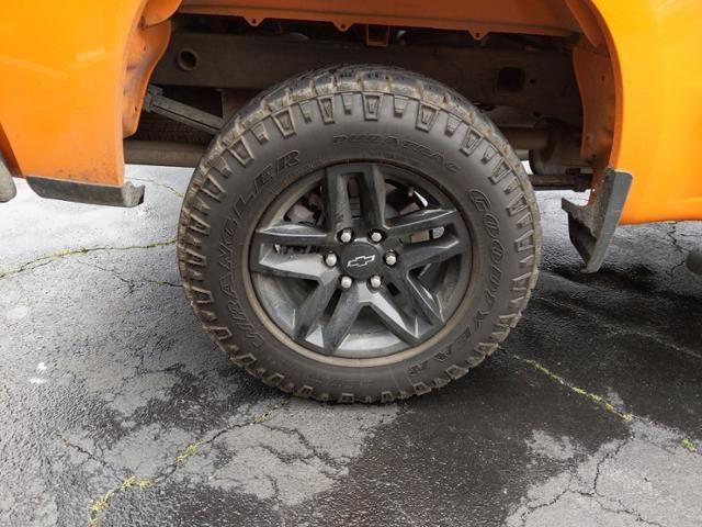 2021 Chevrolet Silverado 1500 4WD Crew Cab 147 LT Trail Boss