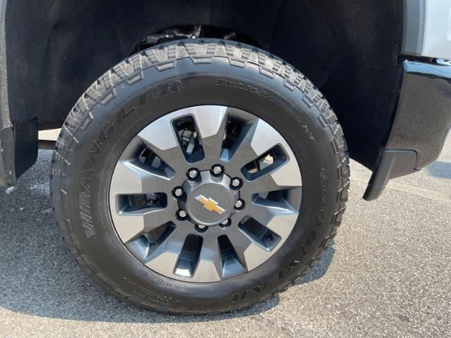 2021 Chevrolet Silverado 2500HD 4WD Crew Cab 159 Custom