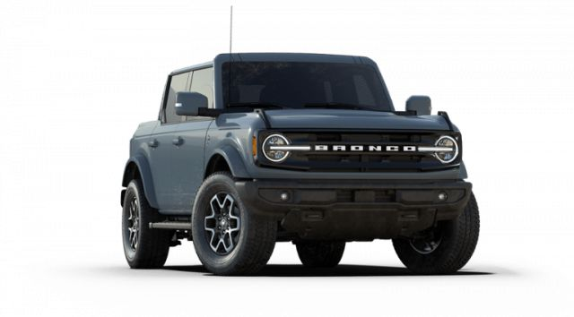 2021 Ford Bronco Outer Banks™