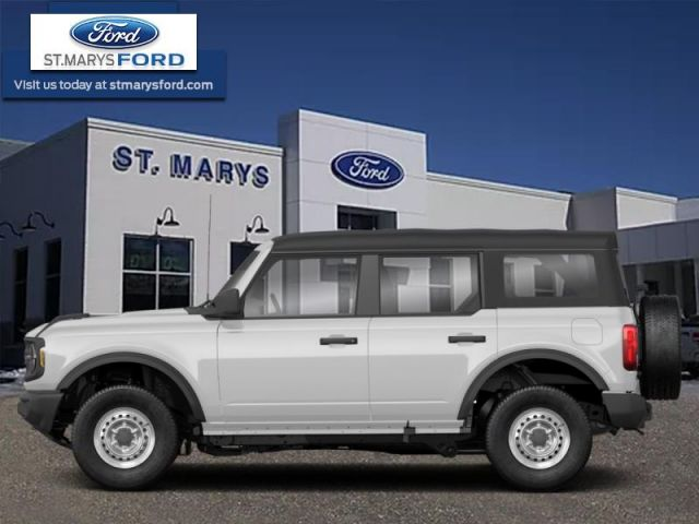 2021 Ford Bronco Outer Banks 4X4  - $367 B/W