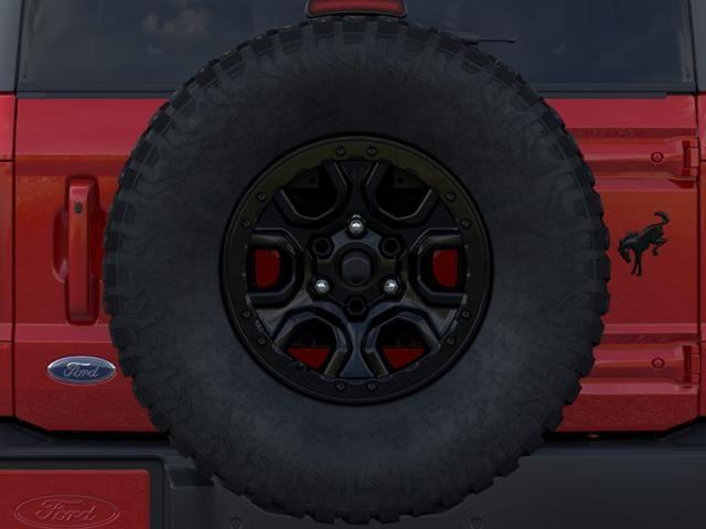 2021 Ford Bronco TV