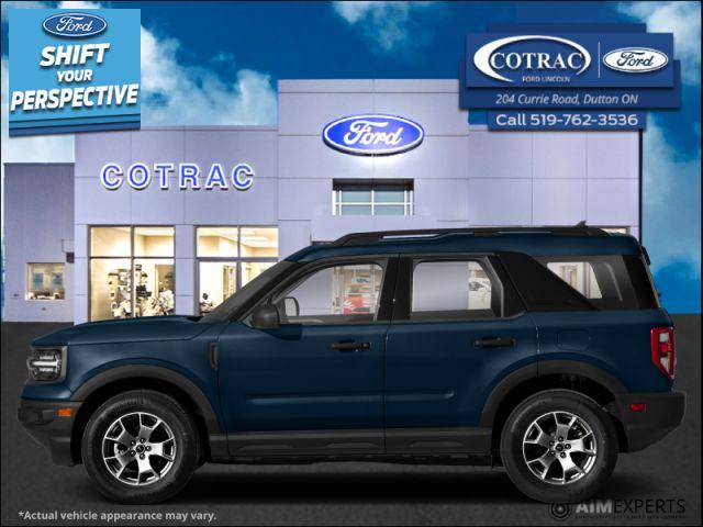 2021 Ford Bronco Sport Big Bend 4x4  - $253 B/W