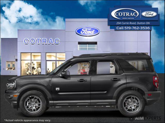 2021 Ford Bronco Sport Big Bend 4x4  - $246 B/W