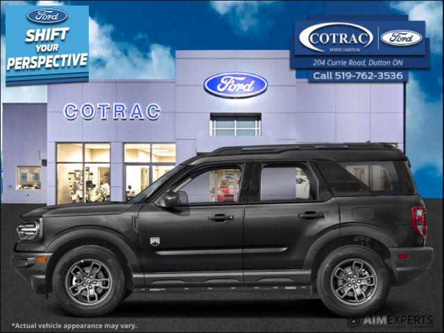 2021 Ford Bronco Sport Big Bend  - $242 B/W