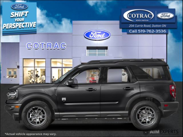 2021 Ford Bronco Sport Big Bend  - $239 B/W