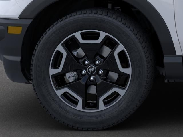 2021 Ford Bronco Sport Outer Banks 4x4