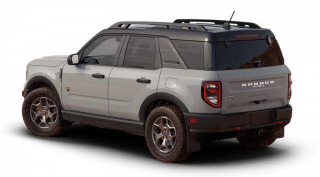 2021 Ford Bronco Sport Badlands