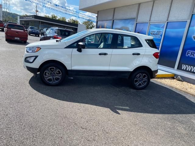 2021 Ford EcoSport S 4WD
