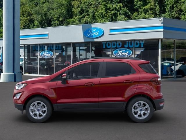 2021 Ford EcoSport SE 4WD