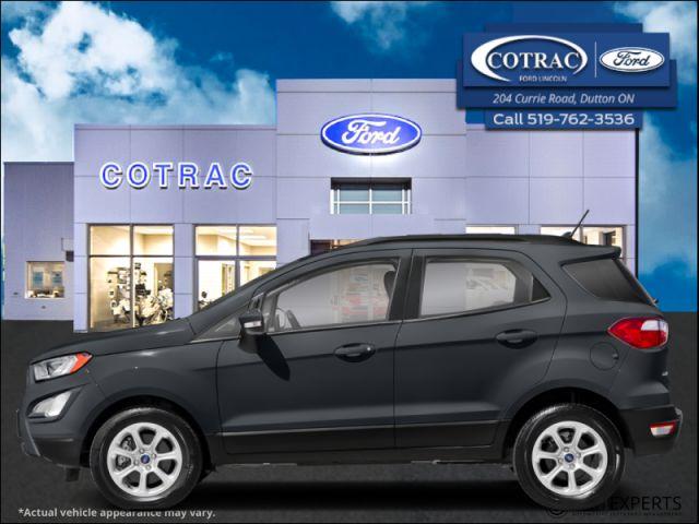 2021 Ford EcoSport SE 4WD  - Heated Seats - $186 B/W