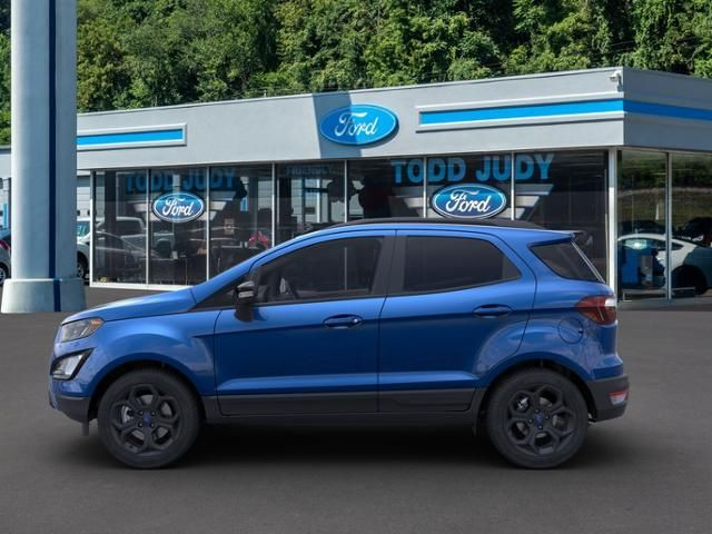 2021 Ford EcoSport SES 4WD