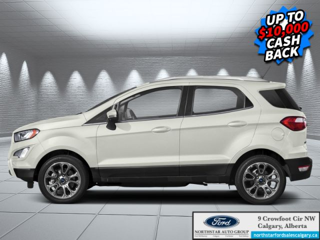 2021 Ford EcoSport Titanium  - $207 B/W