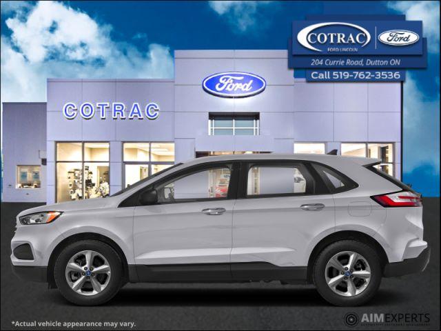 2021 Ford Edge Titanium  - Leather Seats -  Heated Seats - $284 B/W