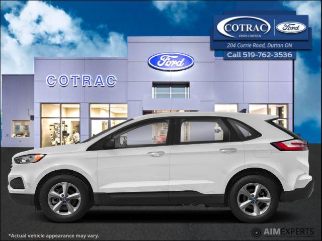 2021 Ford Edge Titanium  - Leather Seats -  Heated Seats - $283 B/W