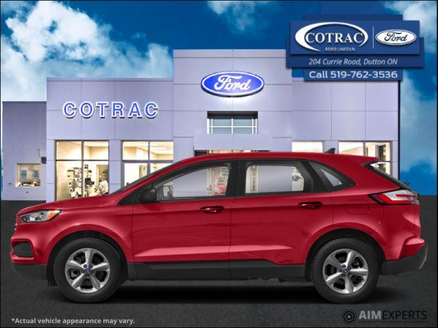 2021 Ford Edge Titanium  - Leather Seats -  Heated Seats - $288 B/W