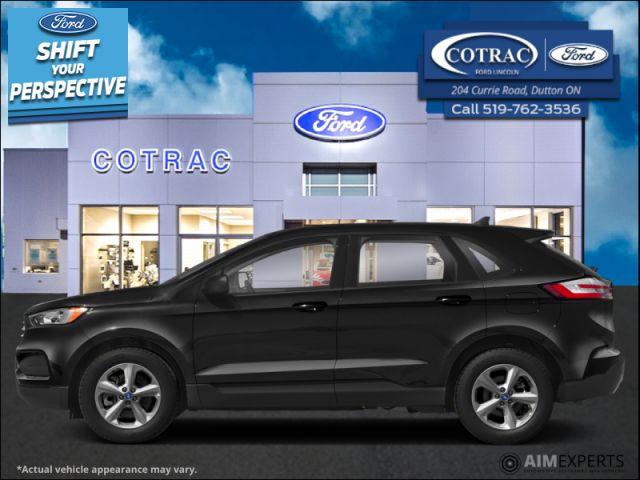 2021 Ford Edge Titanium  - Leather Seats -  Heated Seats - $269 B/W