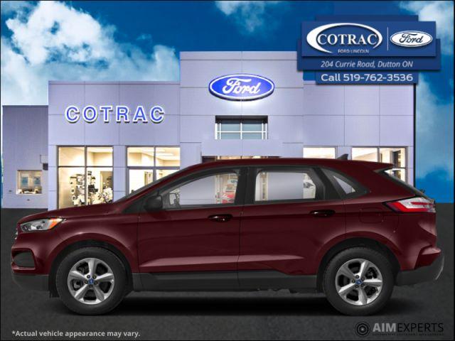 2021 Ford Edge Titanium  - Leather Seats -  Heated Seats - $306 B/W
