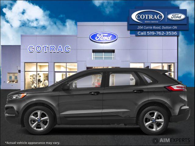 2021 Ford Edge Titanium  - Leather Seats -  Heated Seats - $304 B/W