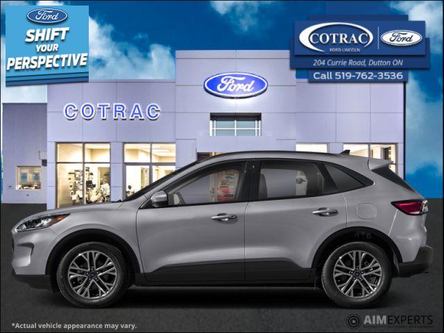 2021 Ford Escape SEL Hybrid AWD  - $219 B/W