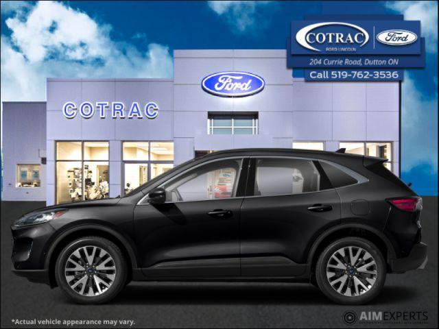 2021 Ford Escape Titanium Hybrid AWD  - Sunroof - $246 B/W