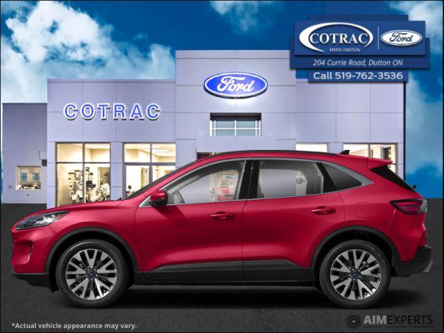 2021 Ford Escape Titanium Hybrid AWD  - $233 B/W