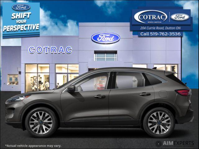 2021 Ford Escape Titanium Hybrid AWD  - $243 B/W