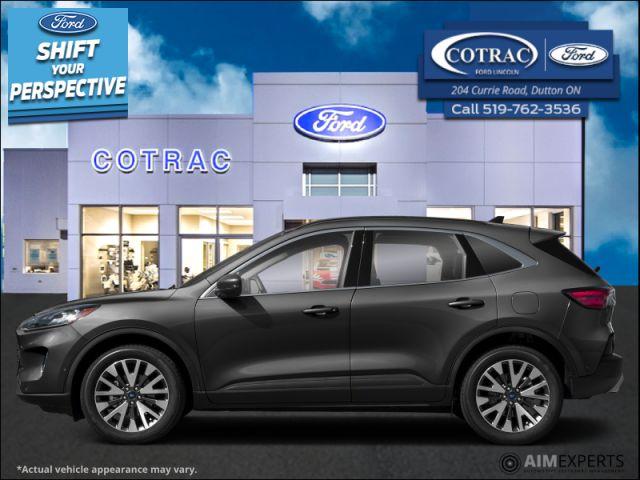 2021 Ford Escape Titanium Hybrid AWD  - $228 B/W