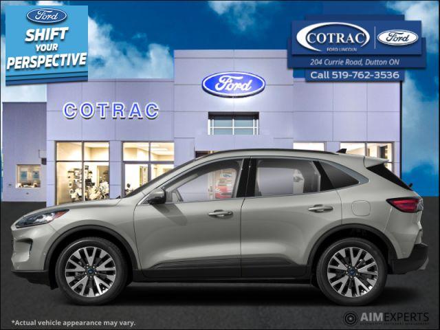 2021 Ford Escape Titanium Hybrid AWD  - $231 B/W