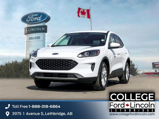 2021 Ford Escape SE
