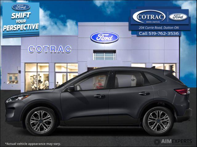 2021 Ford Escape SEL AWD  - $212 B/W