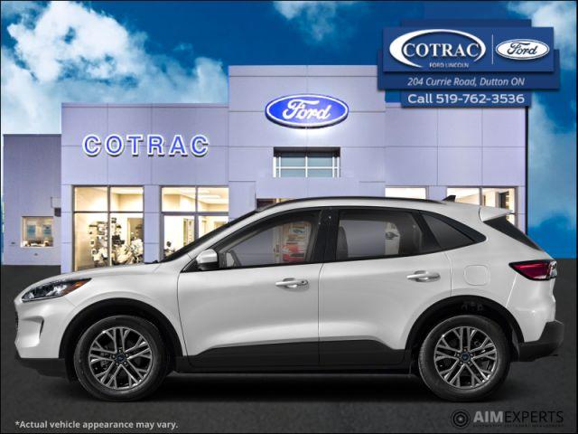 2021 Ford Escape SEL AWD  - $213 B/W