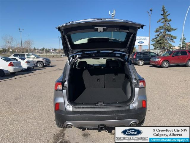 2021 Ford Escape Titanium AWD  - $260 B/W