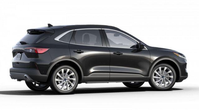 2021 Ford Escape Titanium