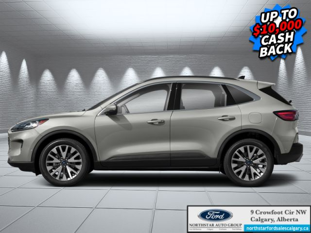 2021 Ford Escape Titanium AWD  - $259 B/W