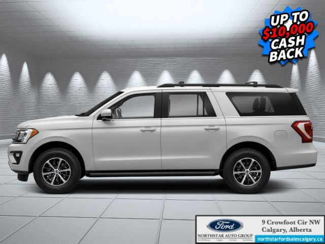 2021 Ford Expedition Platinum Max  - $656 B/W