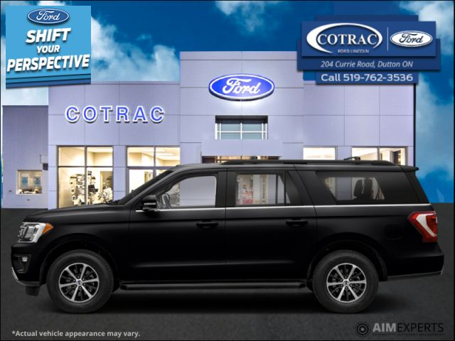 2021 Ford Expedition Limited Max  - $612 B/W