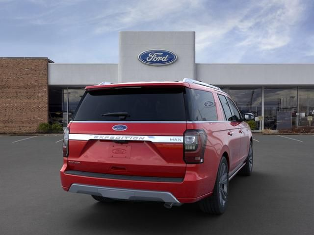 2021 Ford Expedition Max Platinum 4x4