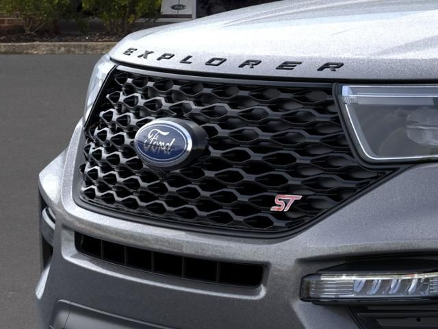 2021 Ford Explorer ST 4WD