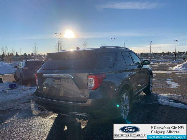 2021 Ford Explorer Platinum  - $416 B/W