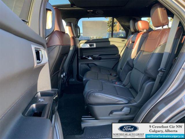 2021 Ford Explorer Platinum  - $422 B/W