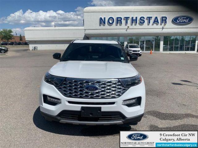 2021 Ford Explorer Platinum  - $425 B/W