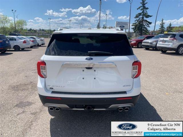 2021 Ford Explorer Platinum  - $428 B/W
