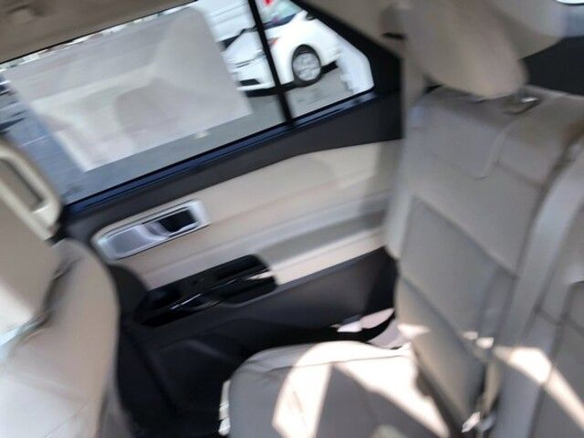 2021 Ford Explorer Platinum 4WD