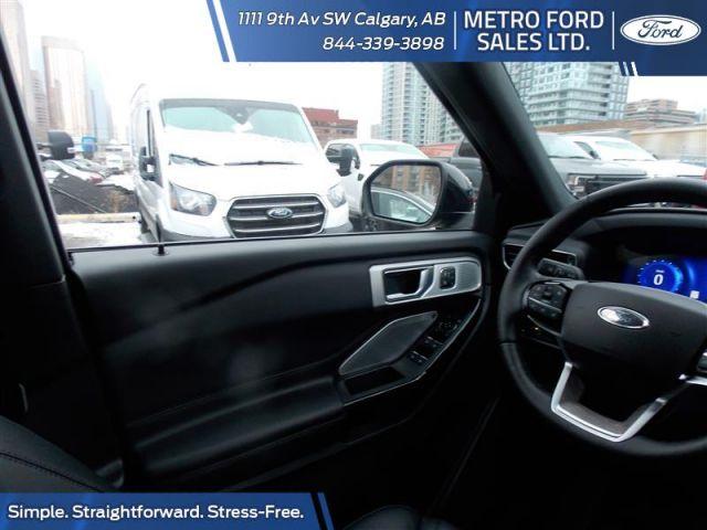 2021 Ford Explorer Platinum  - $439 B/W