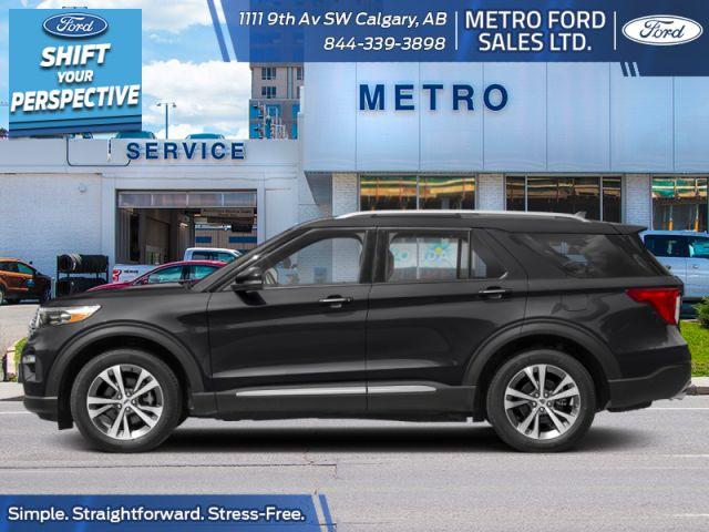 2021 Ford Explorer Platinum  - $442 B/W